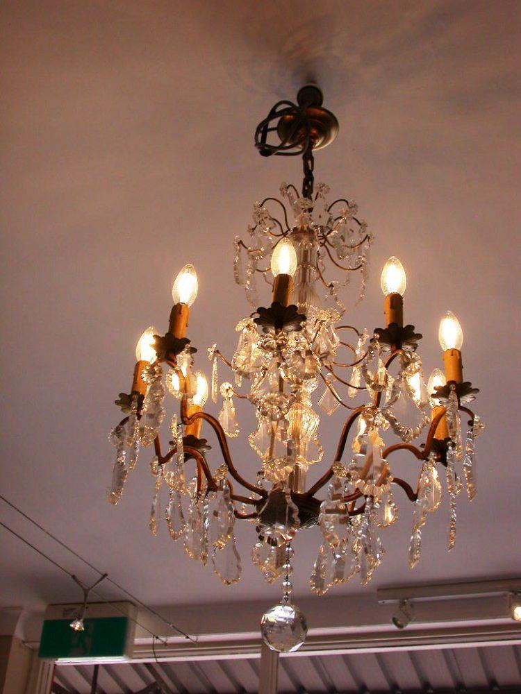 french-gilt-brass-9-lights-chandelier-2