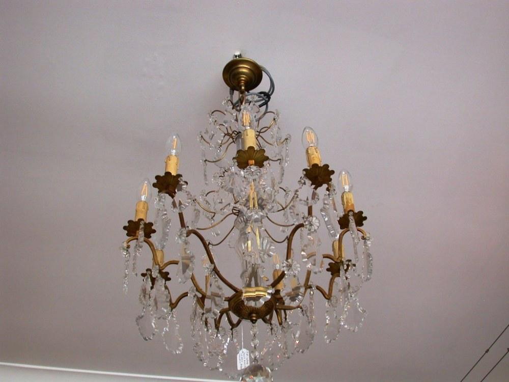 french-gilt-brass-9-lights-chandelier-4