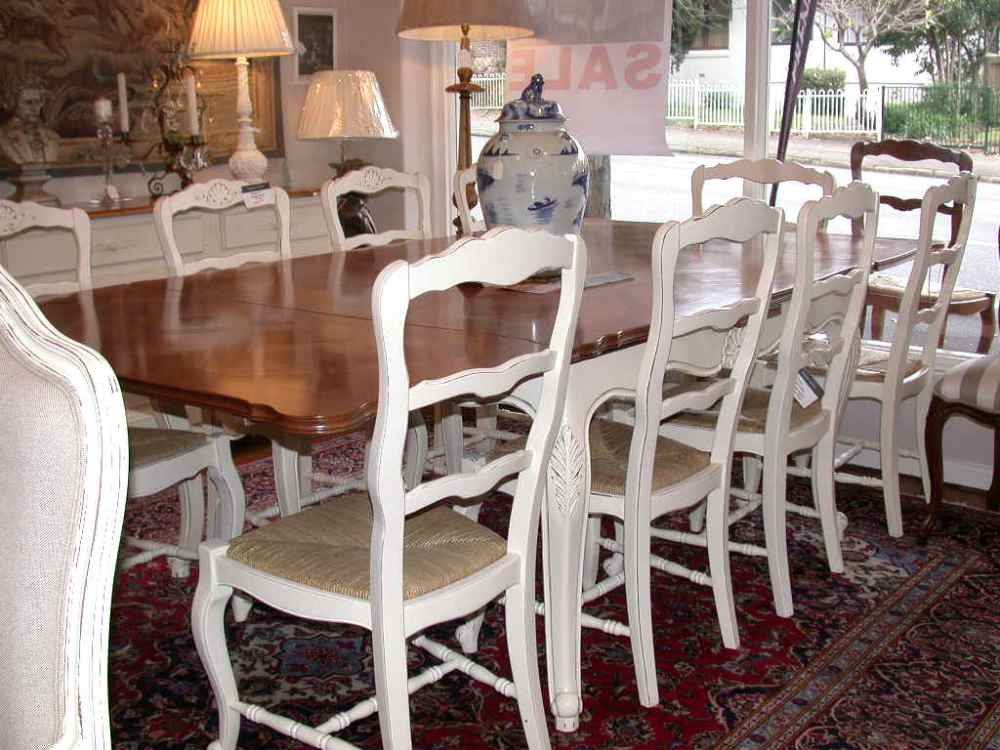 french-provincial-louis-xv-style-extension-dining-table-square-white-1