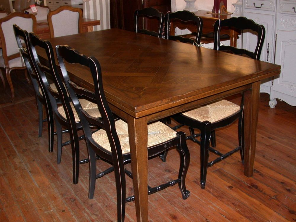 french-provincial-style-extension-dining-table-oak-distressed
