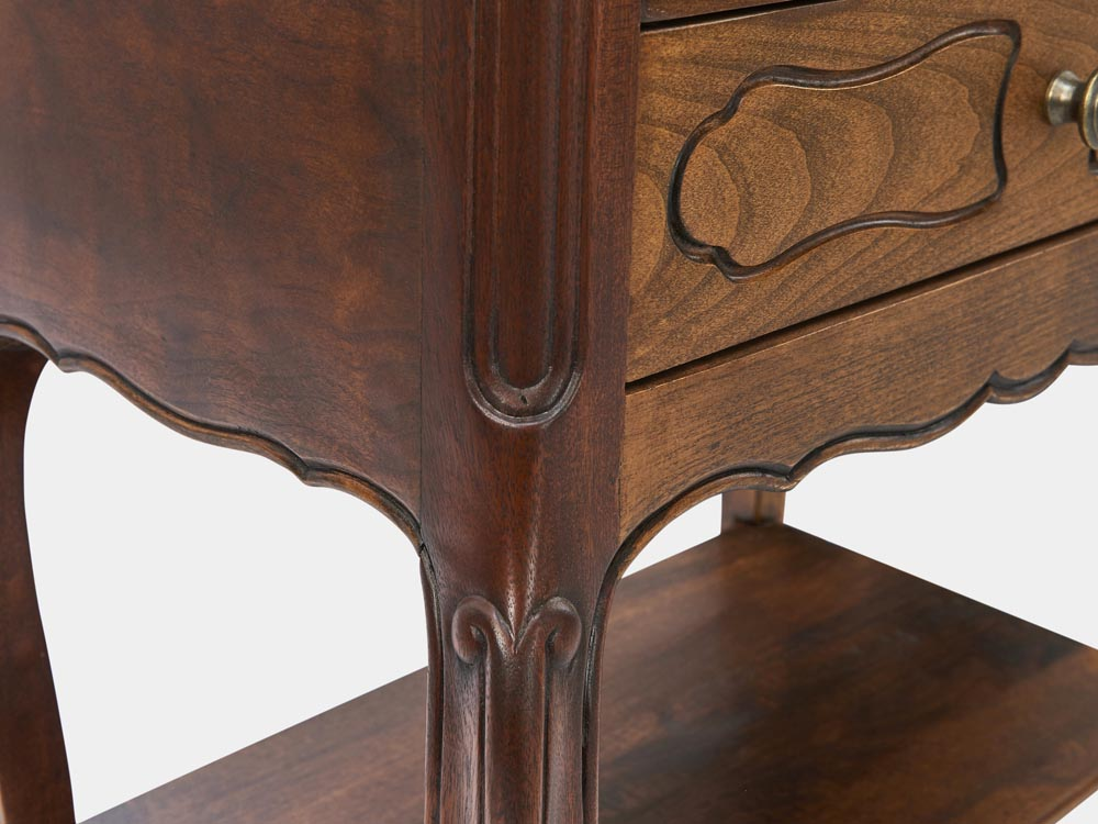 Louis XV Style Bedside Table