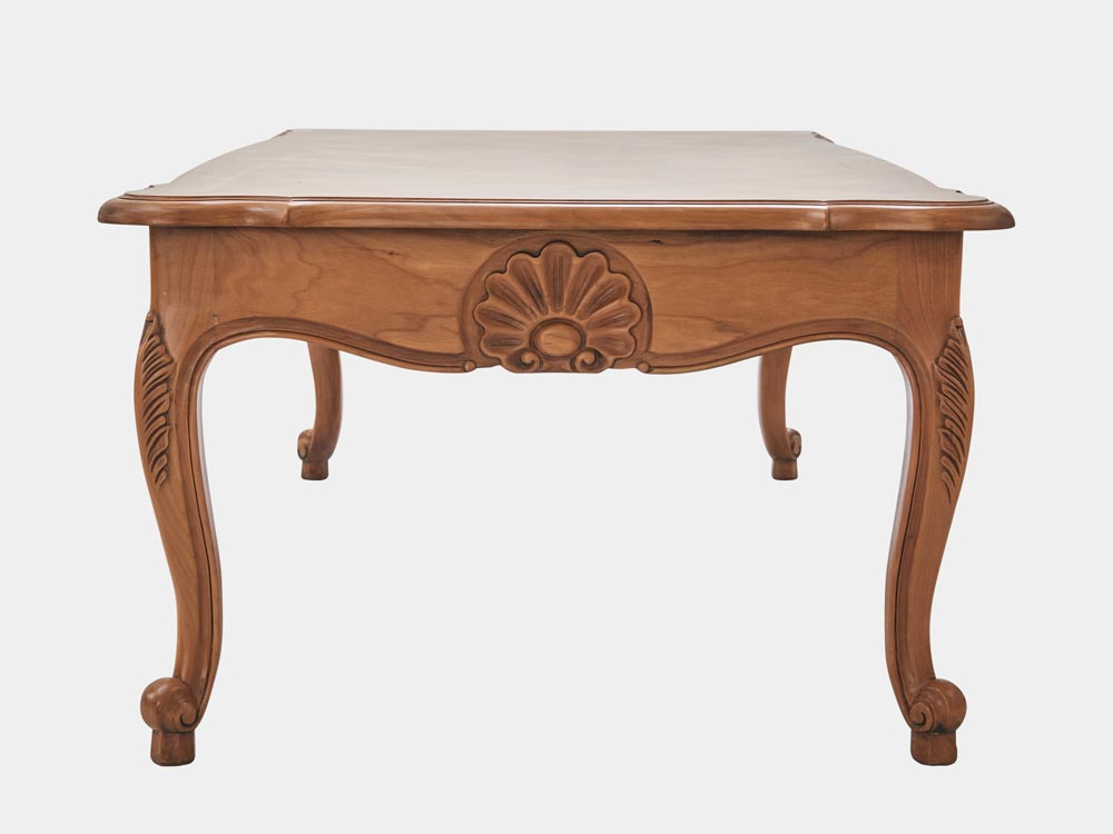 Louis Xv Style Coffee Table French Accent