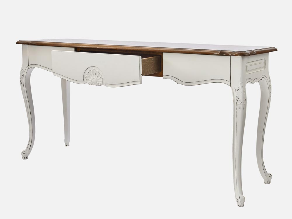 Louis XV style console table – French Accent
